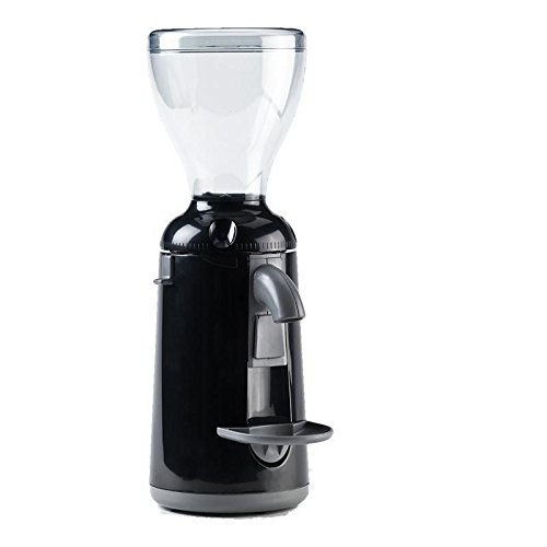 Simonelli Grinta On-Demand Espresso Coffee Grinder Black 50mm Burrs by Nuova Simonelli