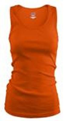 Soffe Boy Beater (Soffe Junior's Orange Boy Beater)