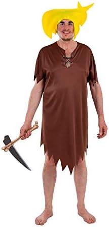 DISBACANAL Disfraz de Pablo troglodita para Hombre - -, L: Amazon ...
