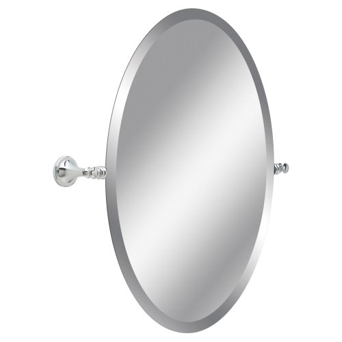 DELTA 132892 Silverton, Bath Hardware Accessory, Mirror, Polished Chrome
