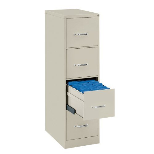 EFS42206 - Four-Drawer Economy Vertical File ()