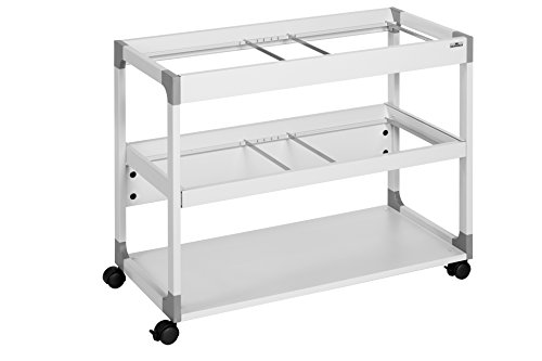 Durable 379210 System File Trolley 200 Multi Duo , grau