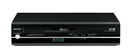 amazon com toshiba dvr660 1080p upconverting vhs dvd recorder with rh amazon com toshiba dvr620 dvd recorder vcr combo manual TV DVD VCR Combo Toshiba Tech Support