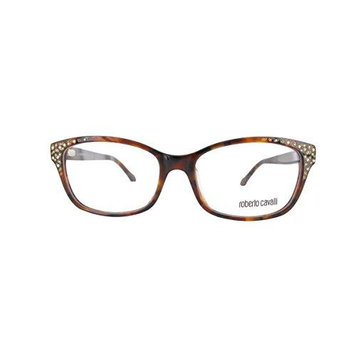 ROBERTO CAVALLI Women's Eyeglasses 57 Dark - Eyeglass Wholesale Designer Frames