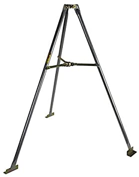 Amazon Com 5 Ft Tripod Mount Heavy Duty Antenna Tri Pod Up To 2 25 Mast Cm9004 Outdoor Off Air Tv Aerial Stand Off Kit Electronics
