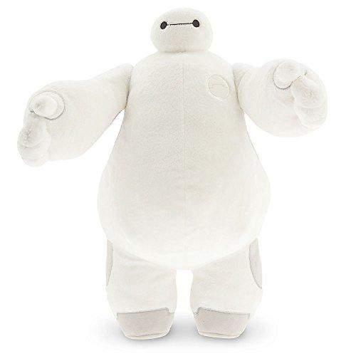 Disney Baymax Plush - Big Hero 6 - Medium - 15 Inch (Big Hero 6 Doll)