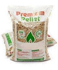6 opinioni per Pellet di puro legno abete certificato En Plus A1 sacchetti 15 kg