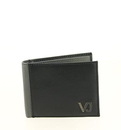 Versace, Borsa a mano donna nero nero 12.0 (L) x 9.5 (H) x 1.5 (E) cm