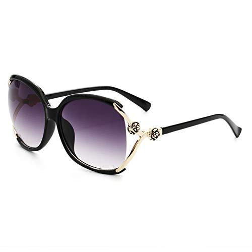 de de Gafas personalidad sol sol elegantes NIFG gafas redondas 1YpqFTC