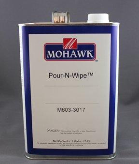 Pour-N-Wipe Finish Qt