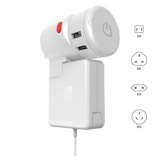 Twist Plus Universal and Ultra-portable MacBooTwist Plus Universal and Ultra-portable MacBook Charge
