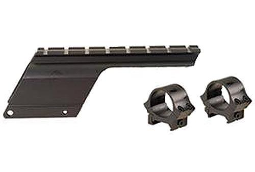 B-Square Remington 870 20 Gauge Express LT Shotgun Saddle Style Mount, Matte Black Finish by Safariland
