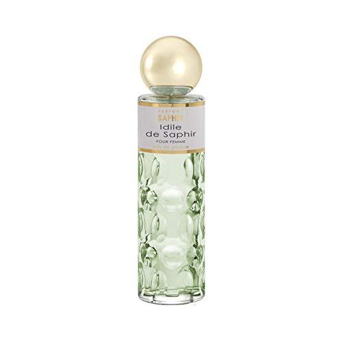 PARFUMS SAPHIR Idile Eau de Parfum con vaporizador para Mujer - 200 ml
