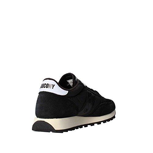 Unbekannt Zapatillas de Piel Para Mujer Negro Negro 38, Color Gris, Talla 45
