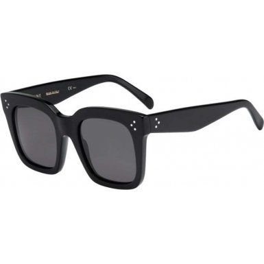 Celine Sunglass CL 41076/S 807 Black - Glasses Celine