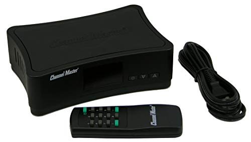 Channel Master CM9521HDXCU Antenna Rotator/Rotor Control Only with Remote Control