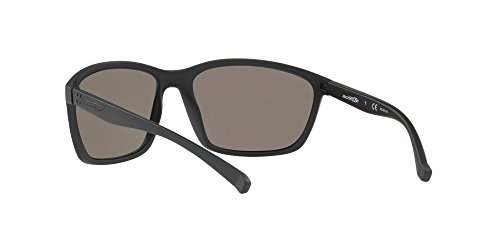 hombre Sol Gafas HANG Arnette MATTE BLUE 4249 BLACK GREY AN de UP OxBxnP