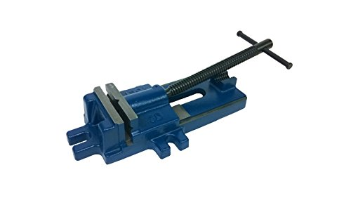 "10003R 3D-QR Quick Release Drill Press Vise, 3-1/2"", Blue"