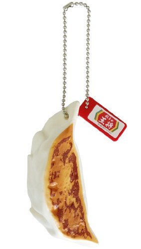 """Gyoza"" Japanese fried dumplings pretend play soft plastic case [Japan Import]"