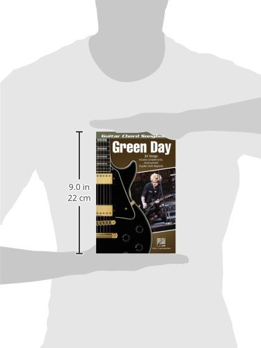 Amazon.com: Green Day - Guitar Chord Songbook (0884088690144): Green ...