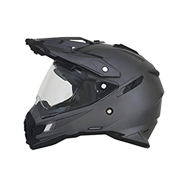 Image of HELMET FX41DS FROST-GY LG Helmets
