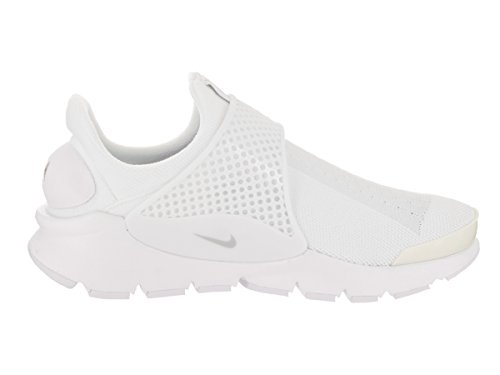 Women's Platinum Pure Sock Shoe Dart Nike White Running 100 dSFdx