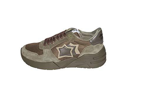Atlantic Mars Sneaker Stars Uomo 40 army 88vqFw1r