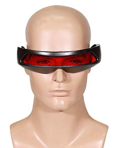 X-Men: Dark Phoenix Cyclops Glasses Cosplay for X-Men Cyclops Wrap Visor Sun Glasses -
