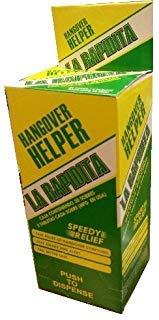 Hangover Helper La Rapidita 30 Packs Per Box (Best Drug For Hangover)