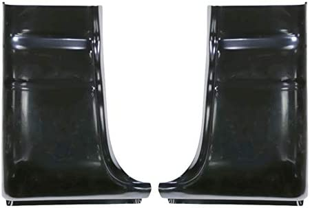 Rust Repair Panel Standard Cab Corner Rear Pair Set for Dodge Ram 1500 2500 3500