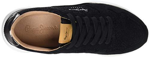 Black Scarpe Nero Donna Jeans Studio Basse Foster Pepe 999 da Ginnastica 8qznt80x