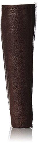 Spikes & Sparrow R-842 BR Herren Geldbörsen 12x11x2 cm (B x H x T), Braun (dark brown)