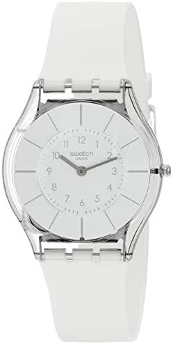 Swatch WHITE CLASSINESS Ladies Watch SFK360