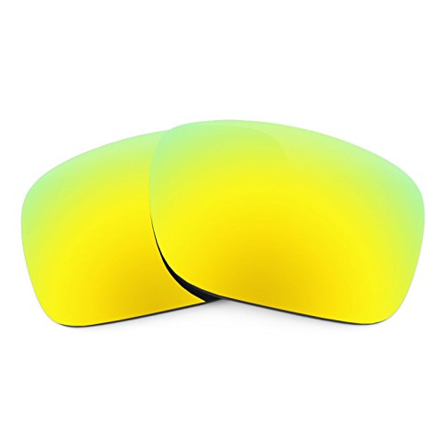 Revant Polarized Replacement Lenses for Oakley Holbrook Bolt Gold MirrorShield