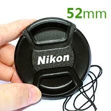 Numex 52mm Safety Lens Filter Cap For Nikon D3100 D3200 D5000 D60 D40 18-55MM 52MM