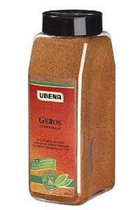 Ubena Gyros Seasoning Salt 700g