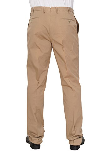 Incotex Pantalon Homme 52 Beige / Chinos Taille normale Coupe droite R