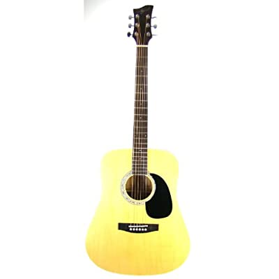 Jay Turser Jj43 3/4-size Acoustic Guitar - Natural