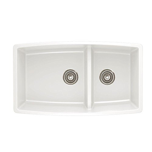 Blanco 441310 Performa kitchen-sinks, Medium, White
