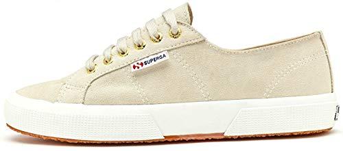 Sneakers Mixed bianco crema 2750 basse per N20 Beige Superga adulti sueu IaqSU