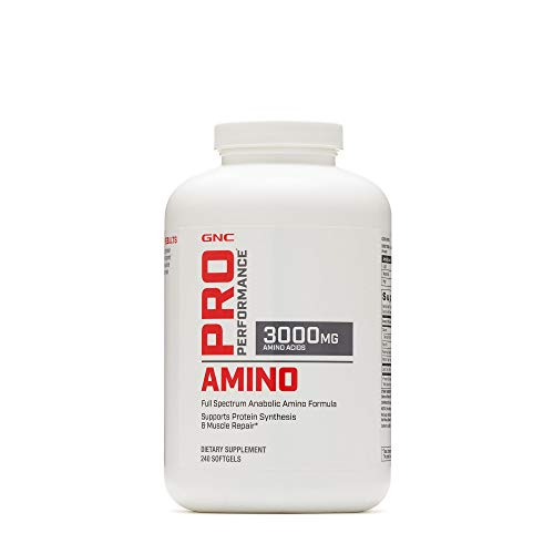 Best GNC Pro Performance Amino