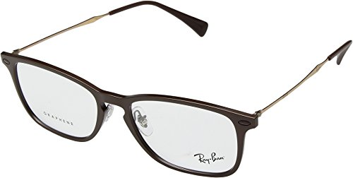 Ray-Ban Unisex 0RX8953 54mm Brown Graphene One - Contact Ban Lenses Ray