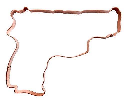 gun shaped cookie cutter - 5