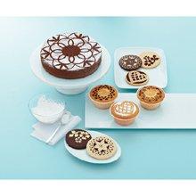 Martha Stewart Crafts EK Success Doily Lace Cake and Cupcake Stencils