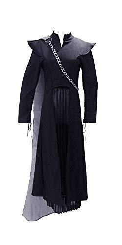 TOKYO-T Game of Thrones Costume Women Daenerys Inspired Season 7 (US6-8)