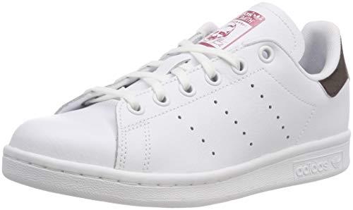adidas Originals Stan Smith Shoes 4.5 B(M) US Women / 3.5 D(M) US Ftwwht/ftwwht/Tramar ()