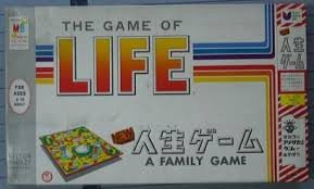NEW 人生ゲーム (THE GAME OF LIFE)
