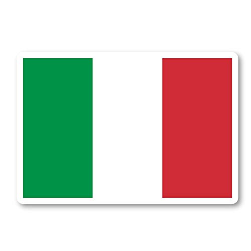Italy Flag Italian Flag Sticker Flags Stickers - Laptop Stickers - 4