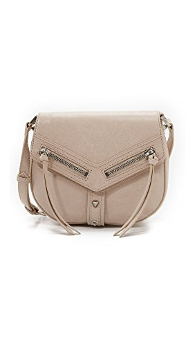 Botkier Women's Trigger Saddle Bag, Latte, One Size by botkier