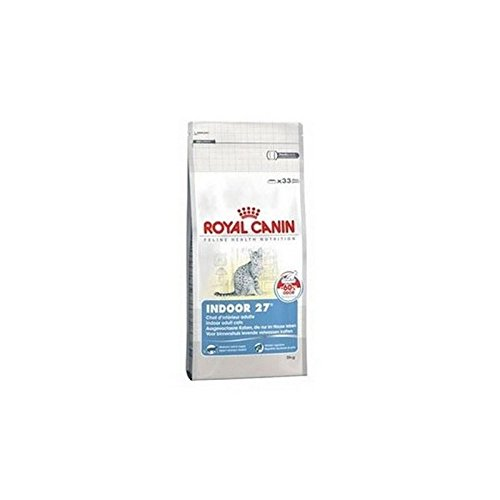 Royal Canin Adult Complete Indoor Cat Food (2kg) (Pack of 4) by Royal Canin